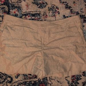 Banana Republic Sparkle Shorts- 14